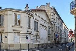 Laboratoire aérodynamique Eiffel, 22 rue de Musset, Paris 16e.jpg