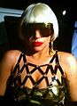 Lady Gaga arrives at Lanseria Airport - Johannesburg, South Africa..jpg