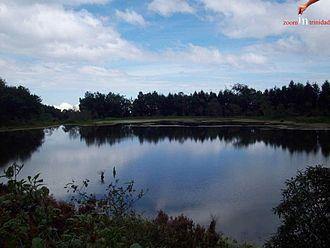 Supatá - Image: Laguna Hispania