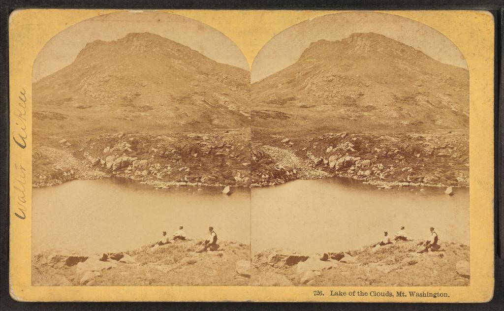File:Lake of the Clouds, Mt. Washington, by Kilburn ...
