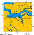 Lambert Projection of Western Nunavut.png