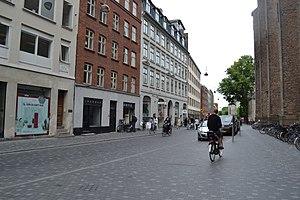Landemærket - Landemærket viewed from Købmagergade