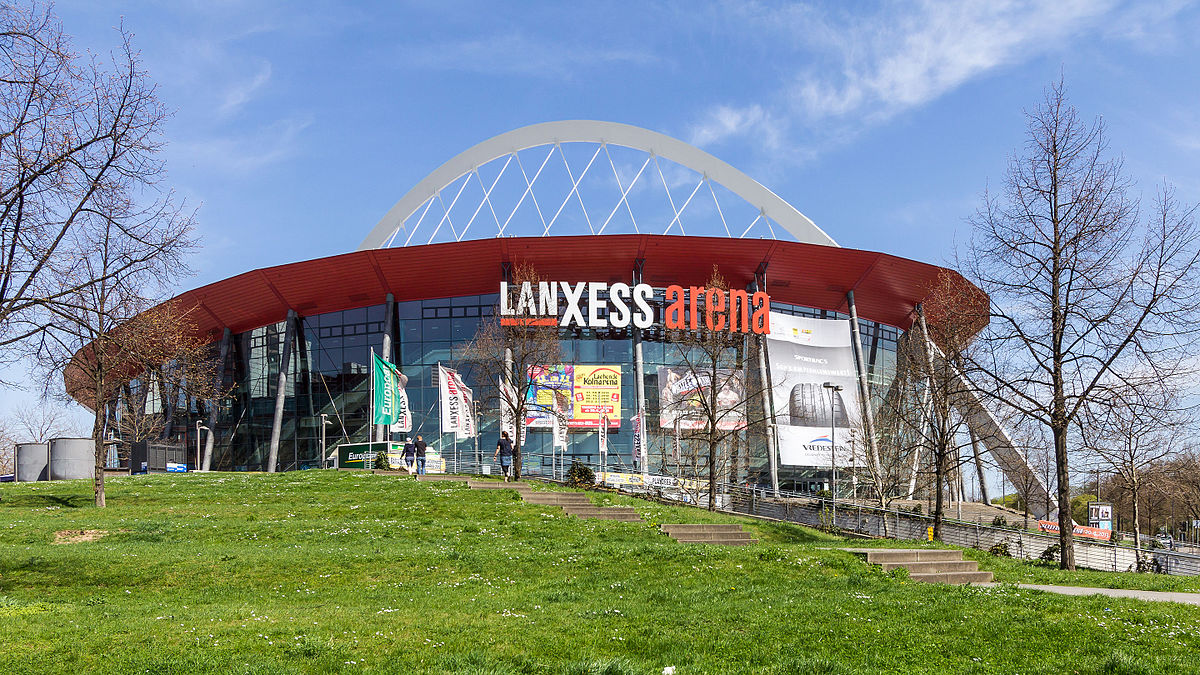 Lanxess Arena Absage
