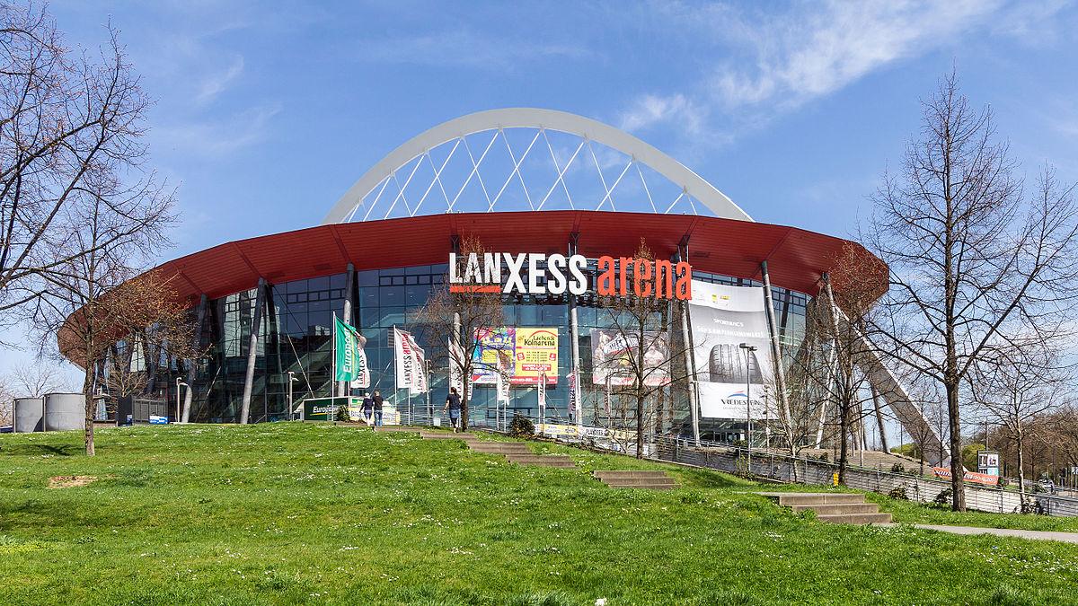 Lanxess Arena Wikipedia