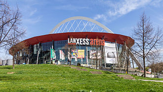 Arena - Lanxess Arena