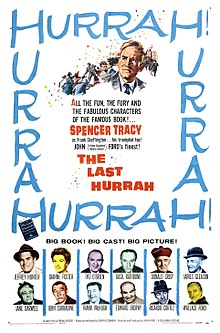 The Last Hurrah 1958 Film Wikipedia
