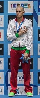 László Cseh Hungarian swimmer