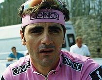 De Fransman Laurent Jalabert won de groene trui in 1992 en 1995.