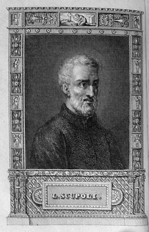 Lorenzo Scupoli - Lorenzo Scupoli Laurentius Scupulus