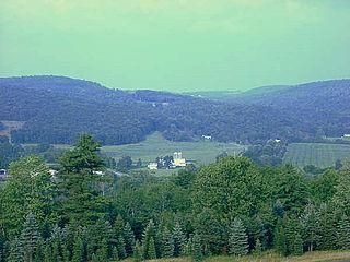 Lawrence Township, Tioga County, Pennsylvania Township in Pennsylvania, United States