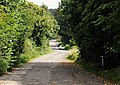 Layby near New Cheriton - geograph.org.uk - 947224.jpg