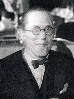 Le Corbusier 1933-ban