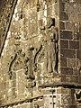 Le Folgoët (29) Basilique - Extérieur - Statue de Jean V de Bretagne - 01.jpg
