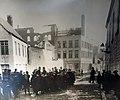 Le Moulin des Dames-Blanches après l'incendie, 11 février 1889.jpg