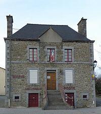 Le Tronchet (35) Mairie.jpg