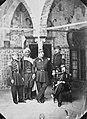 Le général Périgot et ses officiers, à Bône, 1856-1857.jpg