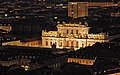 Le palais Carignano la nuit (Turin) (2862906635).jpg