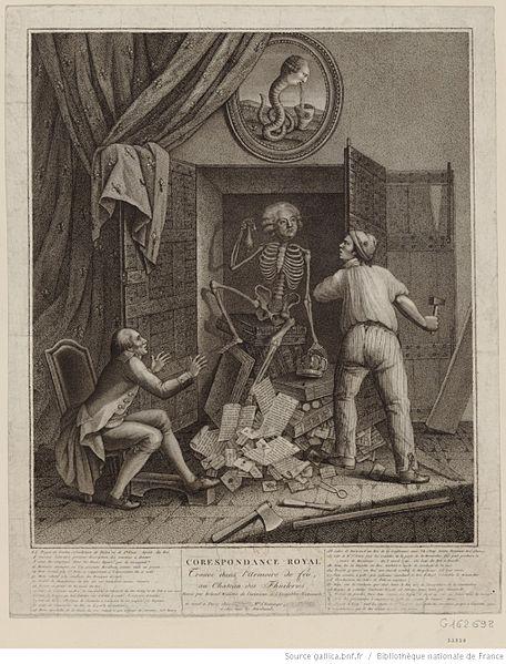 Fichier:Le squelette de Mirabeau sortant de l'armoire de fer.jpg — Wikipédia