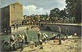 Le village de Sommepy Tahure 1915 troupes allemandes au repos.jpg