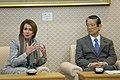 Leader Pelosi and Members of Congressional Delegation Meet Japan's House Speaker Machimura (16877282899).jpg