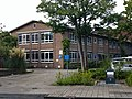 Leiden - Gebouw aan Morsweg en Morspad.jpg
