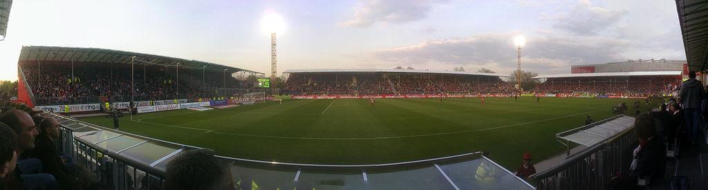 Fortuna Düsseldorf | Lenaarena-panorama