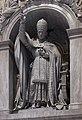 Leo XII statue de Fabris 1836 Saint Peter's Basilica Vatican City.jpg