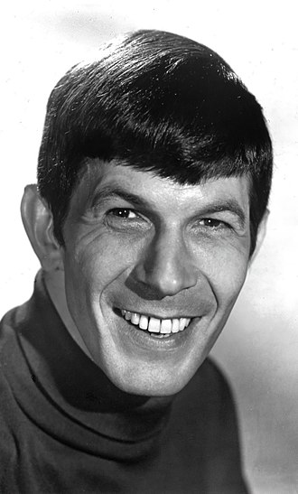 Leonard Nimoy - Nimoy in the mid-1960s