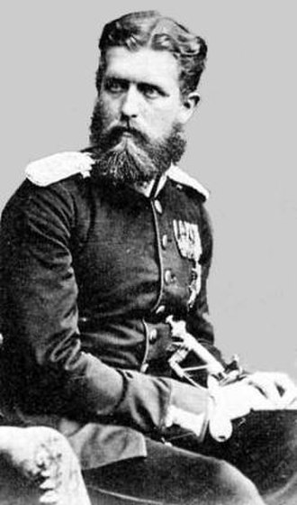 Leopold, Prince of Hohenzollern - Image: Leopold HS