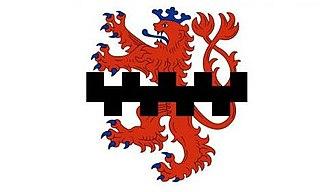 Leverkusen - Image: Leverkusen flag
