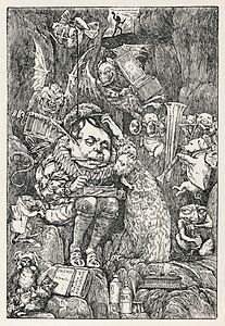 Lewis Carroll - Henry Holiday - Hunting of the Snark - Plate 7.jpg