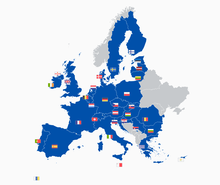 1f899e50e22 European countries in which Lidl is active