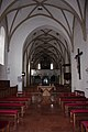 Lienz - Fanziskanerkirche - Blick zur Orgelempore.jpg