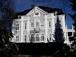 Lindenallee in Kiel