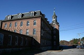 Linwood, Massachusetts Village in Massachusetts, United States