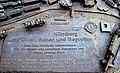 Lions Club Tisch - Nürnberg zum Fühlen, Sehen und Begreifen (Lions Club Nürnberg Meistersinger - für die blinden und sehenden Bewohner und Gäste unser Stadt 2008) Behind the Kugelapotheke - panoramio (2).jpg