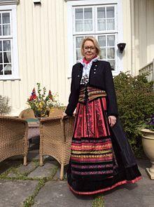 Lise Skjåk Bræk - Lise Skjåk Bræk in a costume of her own design (2016 d5f5aac1b