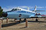 Lockheed Jetstar 6 'N814NA' (27376696220).jpg