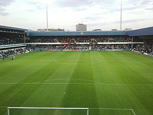 Loftus Road - Loftus Road in 2010