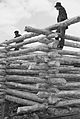 Log Construction Walker Evans photo LOC.jpg