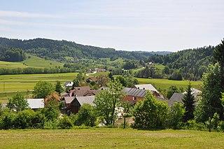 Logarji Place in Lower Carniola, Slovenia