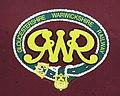 Logo, Gloucestershire Warwickshire Railway - geograph.org.uk - 1468683.jpg