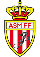 Logo du AS Monaco FF
