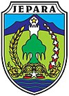 Official seal of Jepara Regency