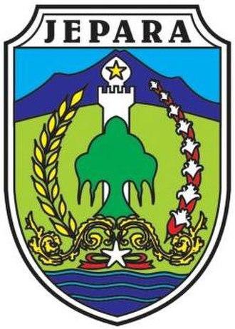 Jepara Regency - Image: Logo Pemkab Jepara