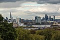 London, Greenwich, Blick vom Hügel des Royal Greenwich Observatory -- 2016 -- 4723.jpg
