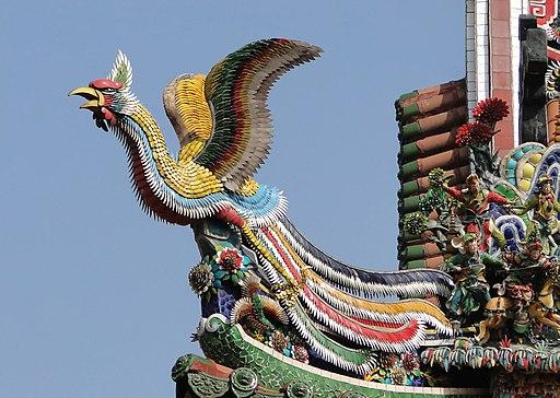 Longshan Temple - Fenghuang