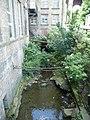 Longwood Brook, Market Street, Milnsbridge - geograph.org.uk - 927903.jpg