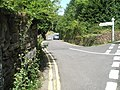 Looking down Villes Lane - geograph.org.uk - 933802.jpg