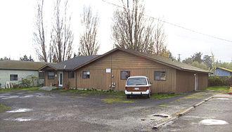 "Loompanics - Former ""world headquarters"" of Loompanics in Port Townsend, Washington"